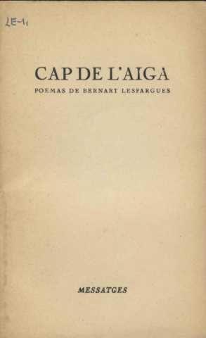 Cap De L'aiga
